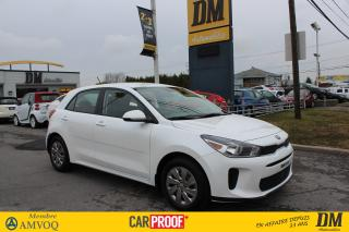 Used 2018 Kia Rio Lx+ Caméra Sièges for sale in Salaberry-de-Valleyfield, QC