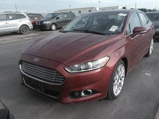 Used 2013 Ford Fusion Titanium AWD  Back-Up Camera for sale in Waterloo, ON