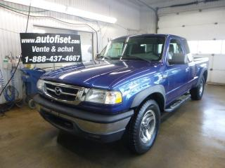 Used 2010 Ford Ranger AWD for sale in St-Raymond, QC