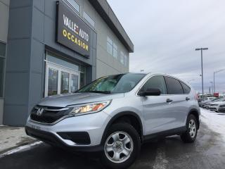 Used 2015 Honda CR-V Lx Démarreur,caméra for sale in St-Georges, QC