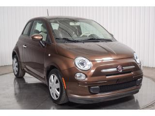 Used 2013 Fiat 500 SPORT A/C for sale in St-Hubert, QC