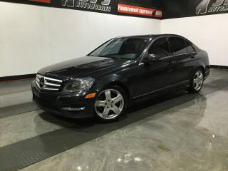 Used 2013 Mercedes-Benz C-Class C 300 berline 4 portes 4MATIC for sale in Carignan, QC