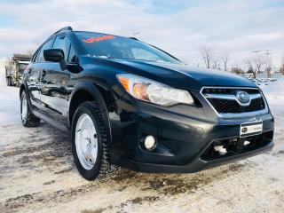 Used 2015 Subaru XV Crosstrek Touring for sale in Lévis, QC
