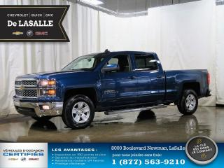 Used 2015 Chevrolet Silverado 1500 Lt Awd for sale in Lasalle, QC