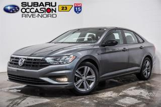 Used 2019 Volkswagen Jetta Highline R-Line for sale in Boisbriand, QC
