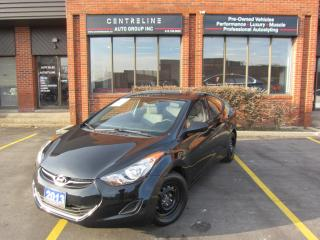 Used 2013 Hyundai Elantra GL/ 98KMS FROM NEW / $8995+HST_LIC FEES for sale in North York, ON
