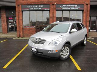 Used 2009 Buick Enclave CX/ AWD/ CLEAN CARFAX REPORT/ $7995+HST_LIC FEES for sale in North York, ON