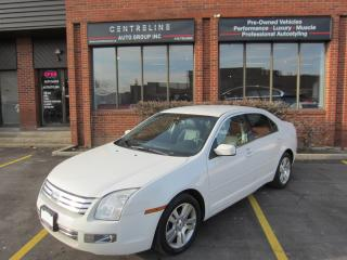 Used 2008 Ford Fusion SEL/ LEATHER/ $3495+HST+LIC FEES for sale in North York, ON