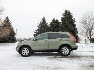 Used 2009 Honda CR-V EX 4WD for sale in Thornton, ON