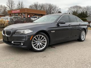 Used 2014 BMW 5 Series 528i xDrive-PREMIUM-AWD-NAVI-HEATED SEATS-BACKUP for sale in Mississauga, ON