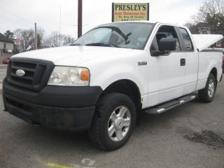 Used 2008 Ford F-150 XL Ext Cab 4x4 tonneau cover for sale in Ottawa, ON