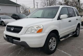 Used 2005 Honda Pilot EX for sale in Sarnia, ON