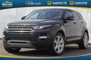 Used 2012 Land Rover Evoque Pure Plus for sale in Ste-Rose, QC