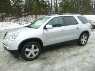 Used 2010 GMC Acadia Traction intégrale, 4 portes SLT1 for sale in St-Joseph-de-Beauce, QC