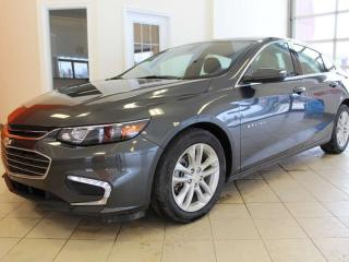Used 2017 Chevrolet Malibu LT 4dr Back-up Camera, Alloy Wheels & Power Seat for sale in Red Deer, AB