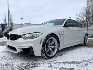 Used 2016 BMW M4 425HP SUPERCAR for sale in Edmonton, AB