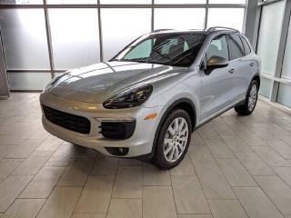 Used 2017 Porsche Cayenne S | CPO | Ext. Warranty | Premium PLUS | HIGH SPEC! for sale in Edmonton, AB