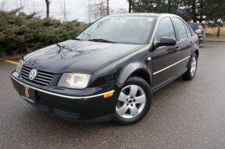 Used 2007 Volkswagen City Jetta 2.0 - SUNROOF / LOW  KM'S / DEALER MAINTAINED for sale in Etobicoke, ON