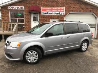 Used 2014 Dodge Grand Caravan SXT Full Stow'n'Go for sale in Bowmanville, ON