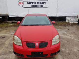 Used 2009 Pontiac G5 SE w/1SB for sale in Barrie, ON
