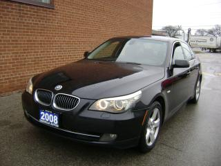 Used 2008 BMW 5 Series 528xi for sale in Oakville, ON