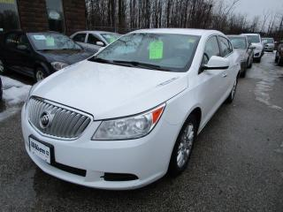 Used 2011 Buick LaCrosse CX for sale in Cookstown, ON