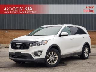 Used 2017 Kia Sorento LX AWD | Parking Sensor | Heated Seat | Alloy Rims for sale in Etobicoke, ON