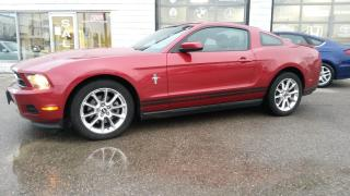 Used 2011 Ford Mustang $ 0 down $137 biweekly low kms for sale in Guelph, ON