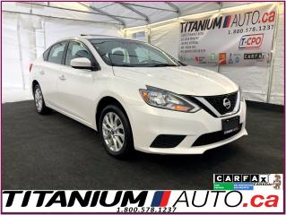 Used 2016 Nissan Sentra SV-Camera-GPS-Blind Spot-Sunroof-Heated Seats-XM- for sale in London, ON