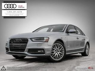 Used 2015 Audi A4 Komfort plus S-Line for sale in Halifax, NS