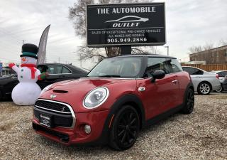 Used 2014 MINI Cooper S S PANO ROOF NO ACCIDENT for sale in Mississauga, ON