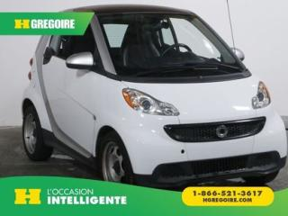 Used 2015 Smart fortwo PURE AC SIÈGE CH for sale in St-Léonard, QC