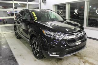 Used 2017 Honda CR-V TOURING AWD *GPS-CUIR-TOIT* for sale in Lévis, QC