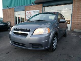 Used 2008 Chevrolet Aveo for sale in St-Eustache, QC