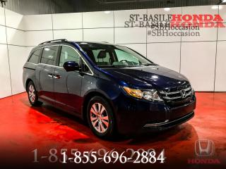 Used 2016 Honda Odyssey EX + 8 PASSAGERS + MEILLEUR ACHAT !!! for sale in St-Basile-le-Grand, QC