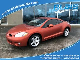 Used 2006 Mitsubishi Eclipse Coupé 3 portes, GS, 2,4l, boîte manuelle for sale in Ste-Marie, QC