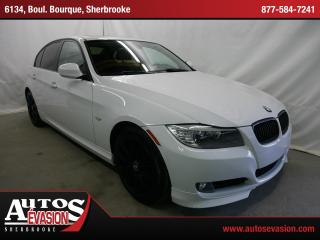 Used 2011 BMW 323i 323i + Toit + Vi for sale in Sherbrooke, QC