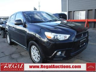 Used 2011 Mitsubishi RVR SE 4D Utility 4WD for sale in Calgary, AB