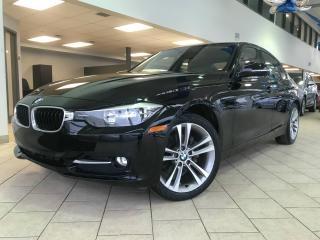 Used 2014 BMW 3 Series 320i xDrive Sportline Cuir Toit ouvrant for sale in Pointe-Aux-Trembles, QC