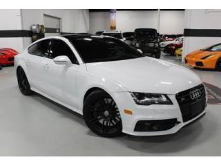 Used 2014 Audi S7 4.0   PIANO INTERIOR TRIM for sale in Vaughan, ON