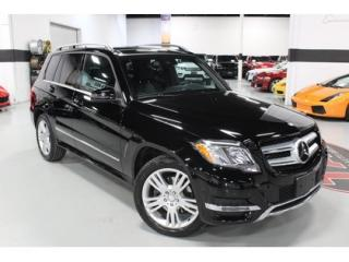 Used 2013 Mercedes-Benz GLK-Class GLK250 BLUETEC 4-MATIC   FULLY LOADED for sale in Vaughan, ON