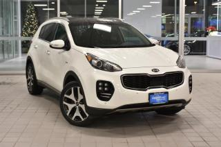 Used 2017 Kia Sportage SX TURBO for sale in Burnaby, BC