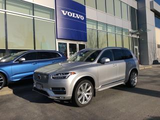 Used 2018 Volvo XC90 T6 AWD Inscription CPO for sale in Surrey, BC