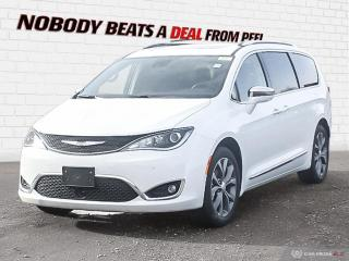New 2019 Chrysler Pacifica Limited for sale in Mississauga, ON