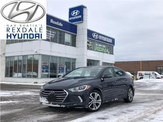 Used 2017 Hyundai Elantra GLS, FINANCING AVAILABLE ON SITE for sale in Toronto, ON