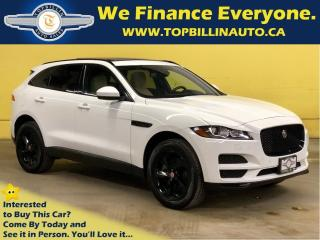 Used 2017 Jaguar F-PACE 35t Premium, Navi, Only 28,000 km for sale in Vaughan, ON