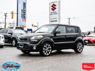 Used 2013 Kia Soul 4u ~ONLY 18,000 KM ~Nav ~Backup Cam ~Leather for sale in Barrie, ON