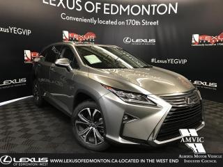 Used 2019 Lexus RX 350 L DEMO UNIT - LUXURY PACKAGE 7 PASSENGER for sale in Edmonton, AB