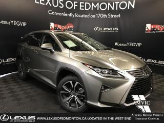 New 2019 Lexus RX 350 L Luxury Package 7 Passanger for sale in Edmonton, AB