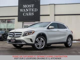 Used 2017 Mercedes-Benz GLA 4MATIC | NAVIGATION | BLIND | CAMERA for sale in Kitchener, ON